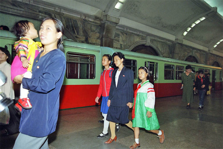 pictures of north korean people. Why North Korea is Better Than