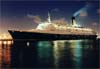 QE2 At Night